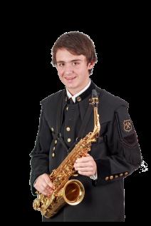 Manuel Karnouschek - Altsaxophon