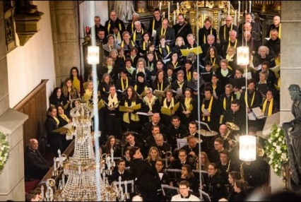 Kirchenkonzert beim Fest der Barmherzigkeit 2017