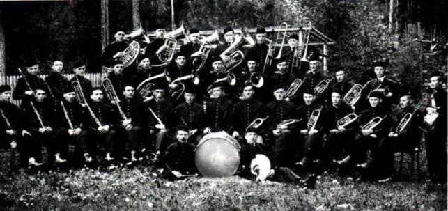 Gruppenfoto aus der Gründungszeit