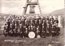Gruppenfoto aus dem Jahr 1962