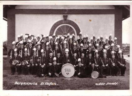 Gruppenfoto aus dem Jahr 1966