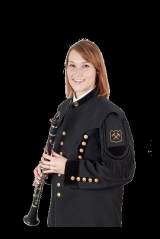 Theresa Sträußnig - B-Klarinette