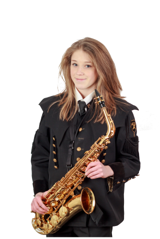 Selina Wucherer - Altsaxophon